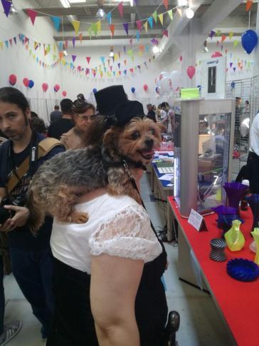 animali da Maker Faire